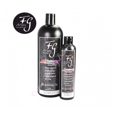 Removedor uñas fg 250 ml. FG NAILS