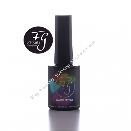 Water Effect FG Nails