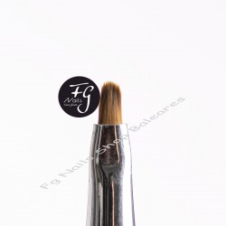 PINCEL OVAL ART BRUSH FG Nails